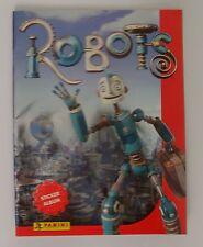 ALBUM PANINI ROBOTS 2005