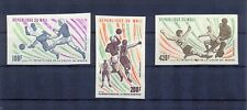 Mali 1977 World Soccer Cup Elimination Games imperforate. MNH VF