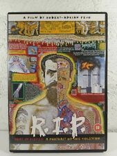 ARTIST DOCUMENTARY - DVD - R.I.P Joe Coleman UNDERGROUND CULT PAINTER - ALL REG