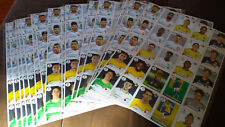 PANINI WORLD CUP 2018 UPDATE 92 STICKERS + EXTRA BRAZIL 8 NEW STICKERS SHEET