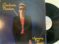 Graham Parker And The Rumour – Squeezing Out Sparks LP 1979 Arista AB 4223 VG+