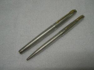 Parker 75 sterling  Fountain Pen set