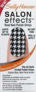 Sally Hansen Salon Effects Real Nail Polish Strips>>Buy 4+ Get 35% OFF<<<