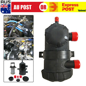 Oil Catch Can Filter Separator for ProVent200 Fit Toyota Ford Nissan Turbo 4WD C