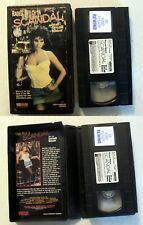 VHS: Scandal in a Small Town: Raquel Welch