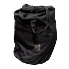 FOSTEX Army Duffle Bag Motorrad Tasche, schwarz Baumwolle