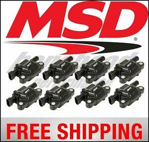 MSD Performance 55118 Street Fire Ignition Coils 2005-2013 Chevrolet LS Motors