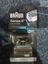 Braun Series 5 Foil & Cutter 51s