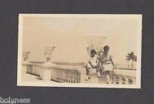 ANTIQUE PHOTO / CAPITOL BUILDING / SAN JUAN PUERTO RICO / 1930's
