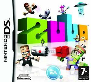 Zubo - Nintendo DS - Brand New & Sealed