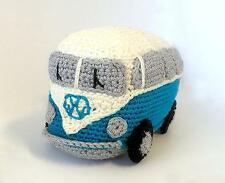 Hardicraft DIY Crochet Kit - Retro Camper Van - Blue