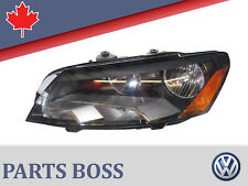 VW PASSAT 2012-2016 HALOGEN HEADLIGHT DRIVER LEFT 561941005D