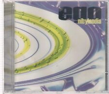 EGO NIBYLANDIA 2001 CD FOKUS RAHIM POKAHONTAZ PAKTOFONIKA KALIBER 44 POLISH HH