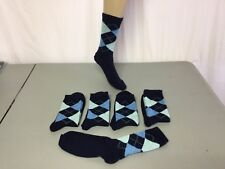 Bulk Lot Women/'s Burlington Merino Wool Blend Socks 50 Pair Medium Black Multi