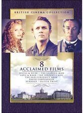 8Movie DVD Serpents Kiss,Old Curiosity Shop,Leading Man,Love & Rage,Cheryl LADD