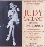 Judy Garland - Best of Lost Tracks 1929-59 [New CD] UK - Import