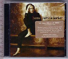 Patricia Barber , Verse  (CD_U.S.A.) (669179076423)