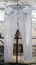21454 Mustang Hommes Jeans Pantalon rouquin Fuselé Stretch darkblue Bleu