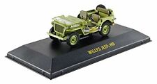 Greenlight 86307 - 1/43 1944 JEEP c7 Greenlight Exclusives Esercito Americano modello Diecast