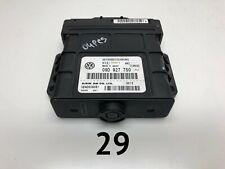 04-06 Porsche Cayenne 4.5L TRANSMISSION COMPUTER CONTROL MODULE 09D927750BJ OEM