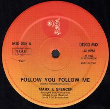 David Marx & Tracy Spencer - Follow You Follow Me - Discomagic