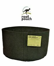 10 Root Pouch noir (78L) Géotextile Smart grow Pot déco jardin fleurs container
