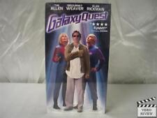 Galaxy Quest Vhs New Tim Allen, Sigourney Weaver