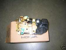NEW DODGE DURANGO power door lock latch actuator DRIVER DOOR 2001 2002 2003 ONLY