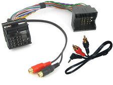 FORD Haut-parleur Adaptateur Câble FOCUS 3.5mm VÉRIN entrée voiture ipod mp3