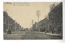 Montpelier, Ohio, Main St. looking West