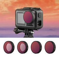 For DJI OSMO Action Camera CPL UV ND4/8/16/32 ND-PL Camera Lens Filter Filters