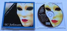 W. Johnson-A whiter shade of pale-CD MAXI-Jamaican MIX
