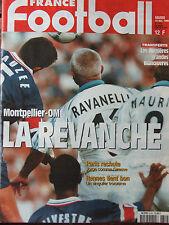 France Foot N°2749 (15/12/1998) Transferts - Montpellier-Om - Rennes - Paris