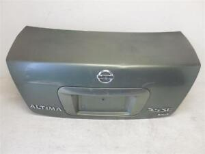 2005 2006 Nissan Altima Trunk lid rear deck 84300-ZB030