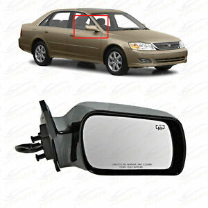 Right Passenger Side Power Mirror Heated Fits 2000-2004 Toyota Avalon TO1321209