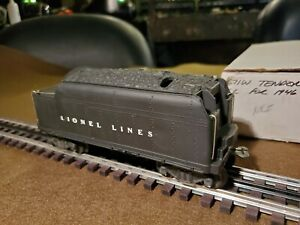 Lionel Post War # 671W Tender For # 671 First Issue Steamer, Exc Shape, 1946