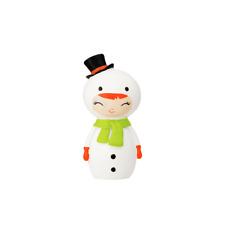 Momiji Snowflake Messenger Doll
