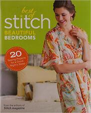 Best of Stitch: Beautiful Bedrooms, New, Eden, Amber Book