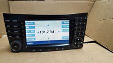 Radio DVD CD/Mp3 Navi Navigation  Mercedes Benz W211 W219 CLS  BE7039 APS Becker