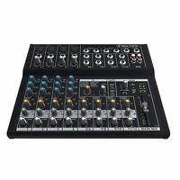 Mackie Mix12FX 12-Channel Compact Mixer with Effects New