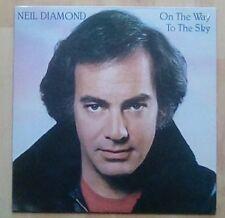 NEIL DIAMOND   Vinyl LP On The Way To The Sky, EX+