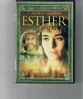 THE BIBLE STORIES: ESTHER THE BIBLE COLLECTION * F. MURRAY ABRAHAM * FREE SHIP