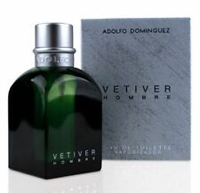 VETIVER HOMBRE de ADOLFO DOMINGUEZ - Colonia / Perfume EDT 120 mL - Man / Uomo