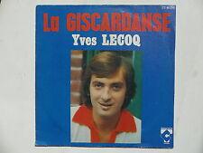 YVES LECOQ La giscardanse CT 80013
