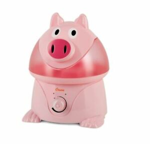 Crane RB-4139 EE-4139 Adorables Ultrasonic Humidifier Pig Certified Refurbished
