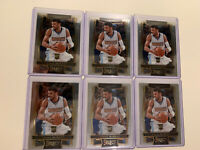 6 JAMAL MURRAY 2016-17 Panini Select Rookie Base Card # 4 DENVER NUGGETS RC LOT