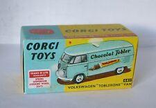 Repro Box Corgi Nr.441 Volkswagen Toblerone Van