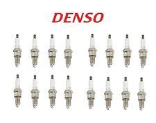 Set of 16 Denso IK20 Iridium Power Spark Plugs For Toyota Lexus Honda Acura