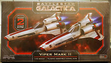 NEW BATTLESTAR GALACTICA COLONIAL VIPER MK. II set of 2, 1:72, Moebius 957 NUOVO