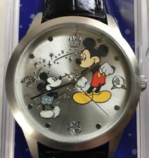 Mens Vintage Disney Mickey Mouse Watch (Through the Years)-Limited Release-New